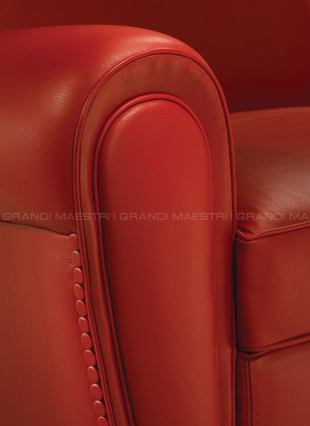 Vanity sofa flame retardant fire proof - I grandi maestri del design ...
