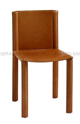 Sedie in cuoio i grandi maestri - I grandi maestri del design ...